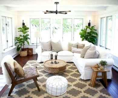 37 Cozy Farmhouse Sunroom Decor Ideas