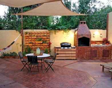 38 Easy Backyard Fire Pit with Cozy Seating Area Ideas