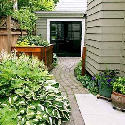38 Incredible Side House Garden Landscaping Ideas