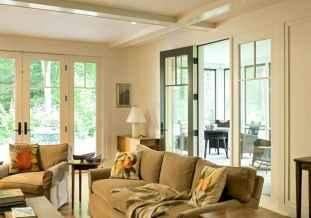 39 Cozy Farmhouse Sunroom Decor Ideas