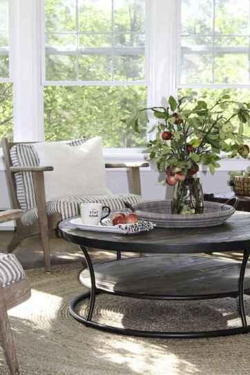 41 Cozy Farmhouse Sunroom Decor Ideas