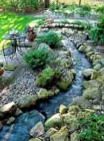 41 Unique Backyard Garden Water Feature Landscaping Ideas