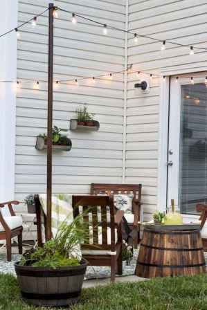 42 Awesome Small Patio on Budget Design Ideas