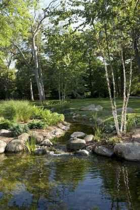 42 Unique Backyard Garden Water Feature Landscaping Ideas