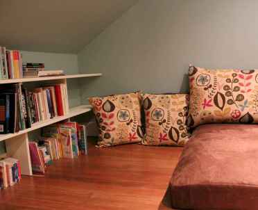 43 Cozy Reading Corner Decor Ideas