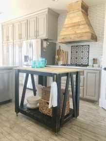 43 Functional Farmhouse Kitchen Island Design Ideas
