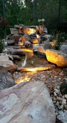 43 Unique Backyard Garden Water Feature Landscaping Ideas