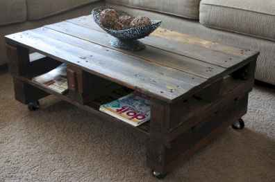 44 DIY Pallet Project Home Decor Ideas