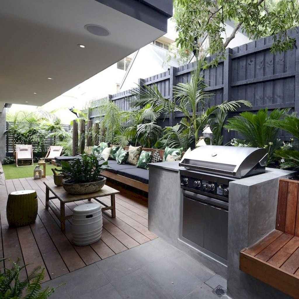 45 Small Backyard Garden Landscaping Ideas