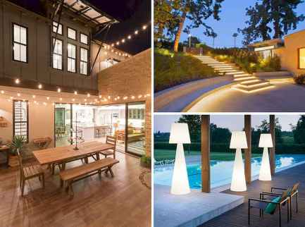 47 Easy and Creative DIY Outdoor Lighting Ideas