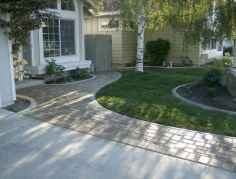 48 Low Maintenance Front Yard Landscaping Ideas