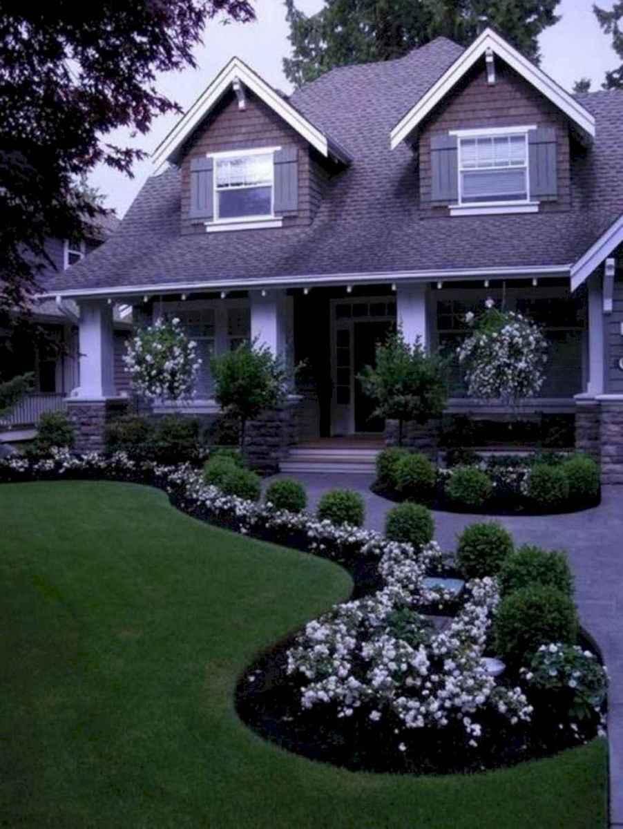 48 Stunning Front Yard Garden Pathways Landscaping Ideas