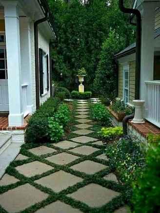 49 Incredible Side House Garden Landscaping Ideas