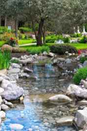 49 Unique Backyard Garden Water Feature Landscaping Ideas