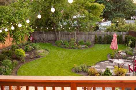 50 Small Backyard Garden Landscaping Ideas