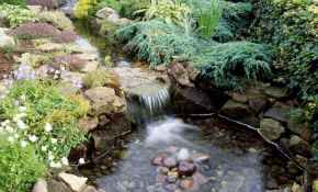 50 Unique Backyard Garden Water Feature Landscaping Ideas