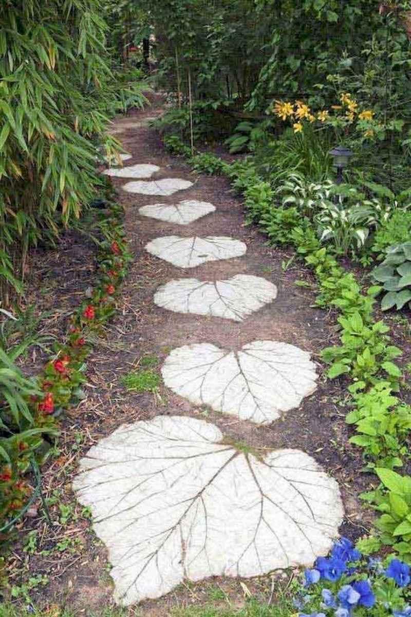 52 Stunning Front Yard Garden Pathways Landscaping Ideas