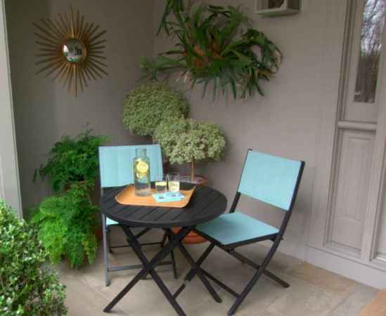 55 Awesome Small Patio on Budget Design Ideas