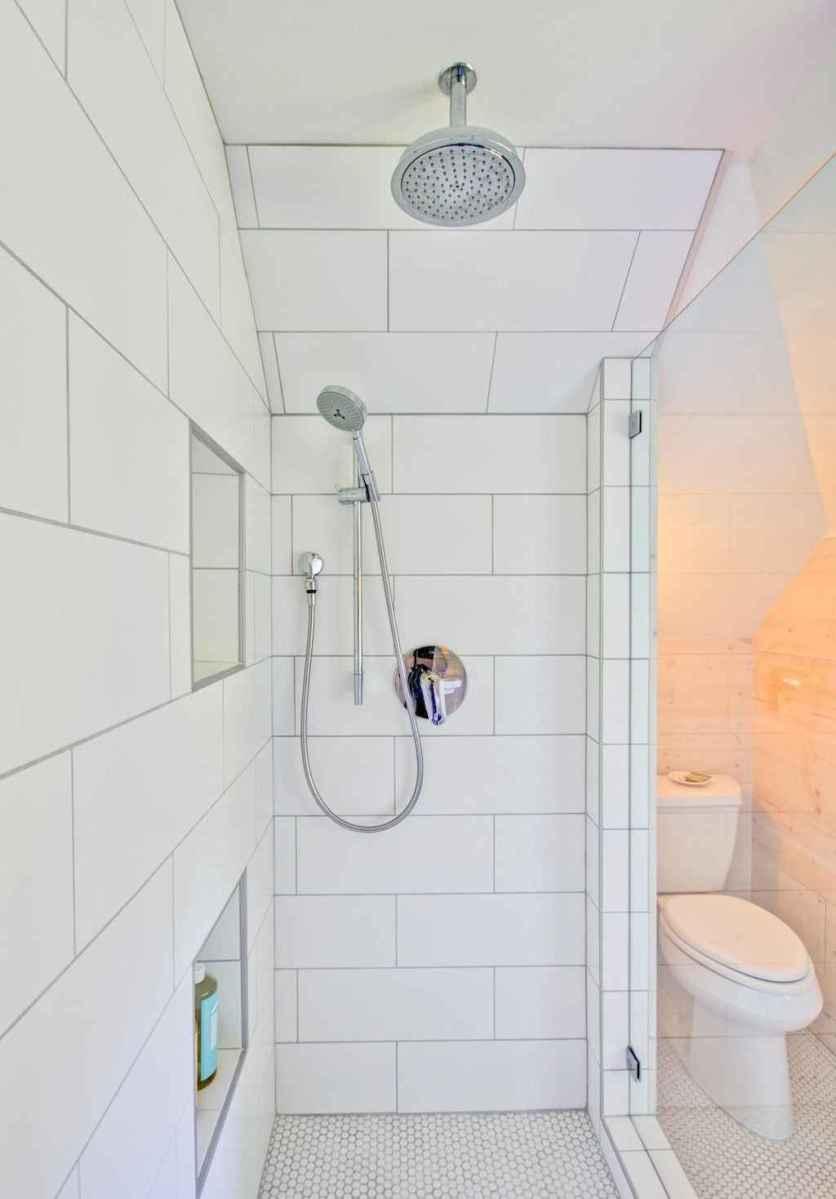 58 Awesome Farmhouse Bathroom Tile Floor Decor Ideas