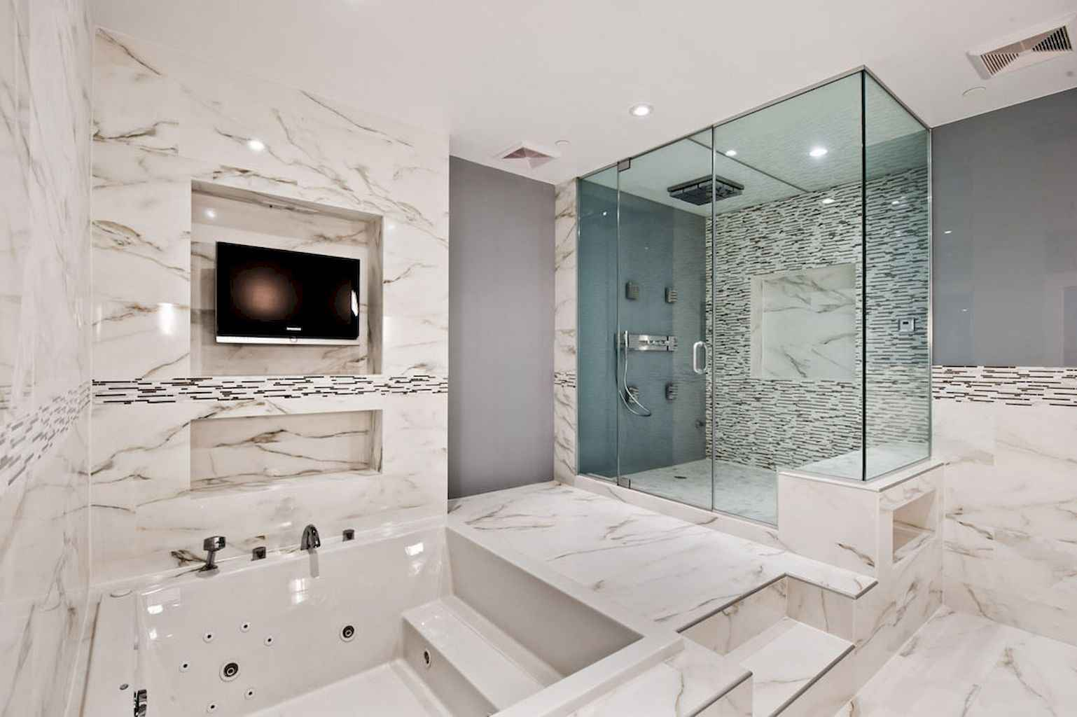 58 Beautiful Master Bathroom Ideas