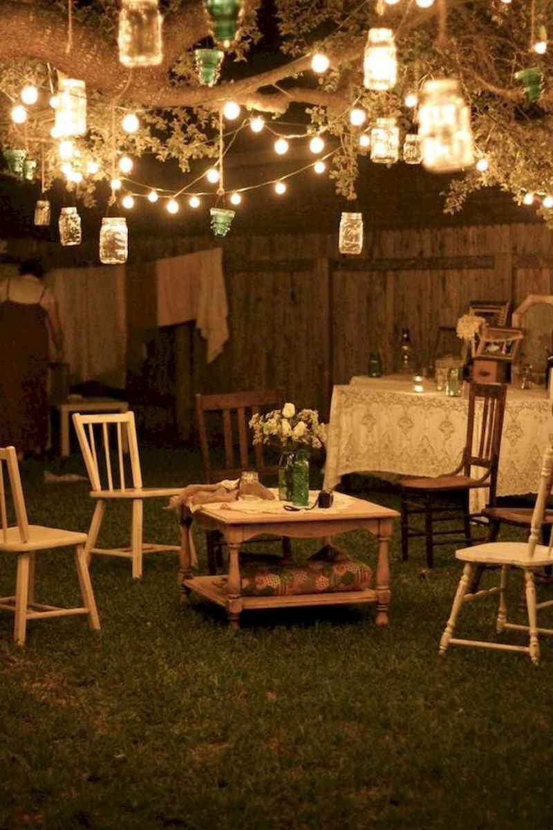 59 Easy and Creative DIY Outdoor Lighting Ideas