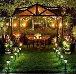 60 Easy and Creative DIY Outdoor Lighting Ideas