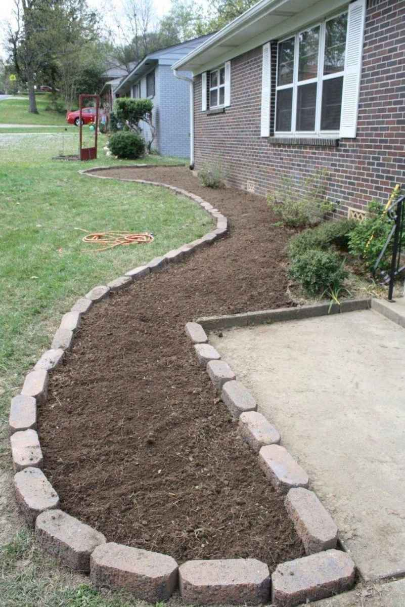 65 Stunning Front Yard Garden Pathways Landscaping Ideas