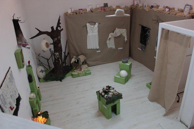 Yaroslava Bykova exhibition 2