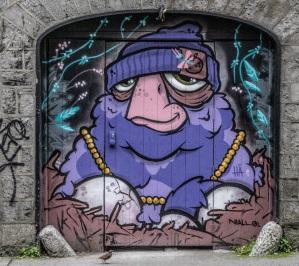 Galway streetart