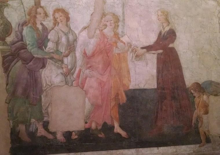 Louvre Boticelli Louvre