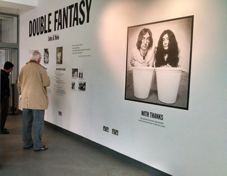 Museum of Liverpool DoubleFhantasy