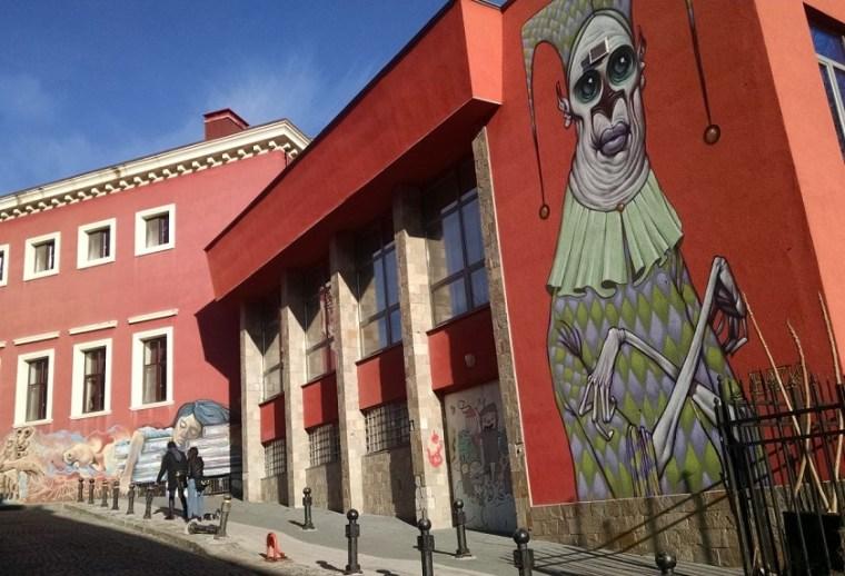 after art street festival plovdiv