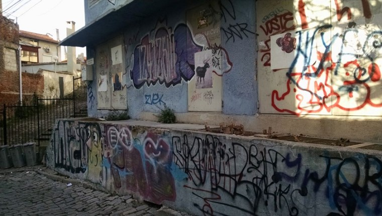 graffiti plovdiv 1