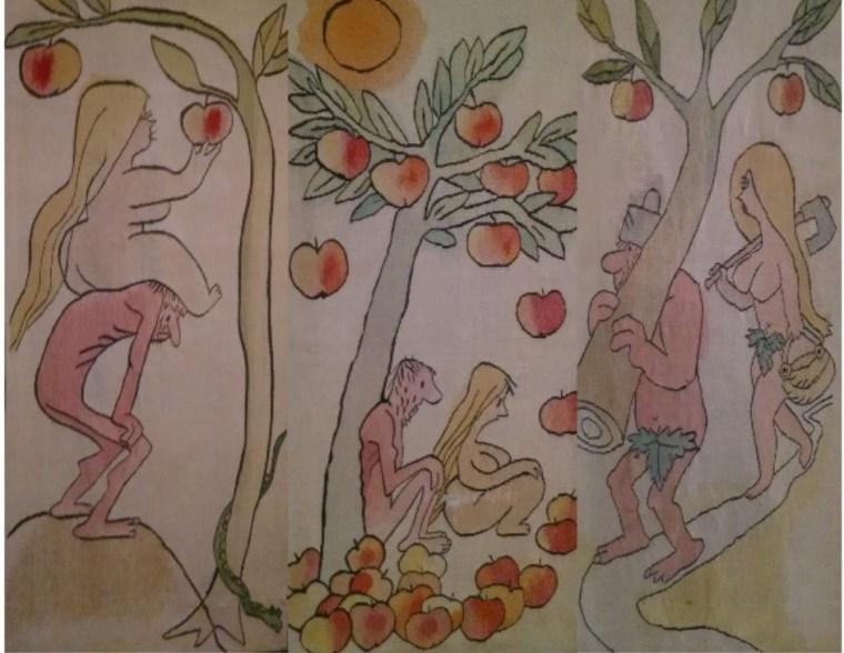 eden by boris dimovski gabrovo museum of humour satire11