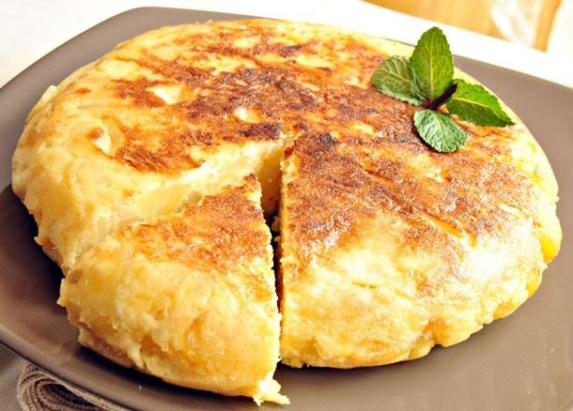 Spanish Potato Tortilla 1