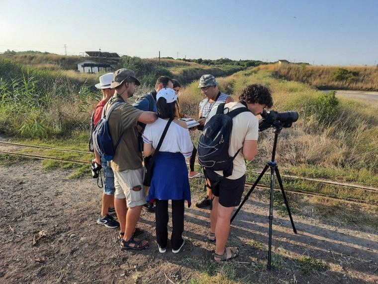 birdwatching camp atanasovsko lake 2021 1