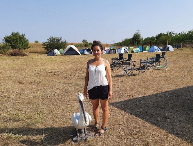conservation camp atanasovsko lake 2021 10 1