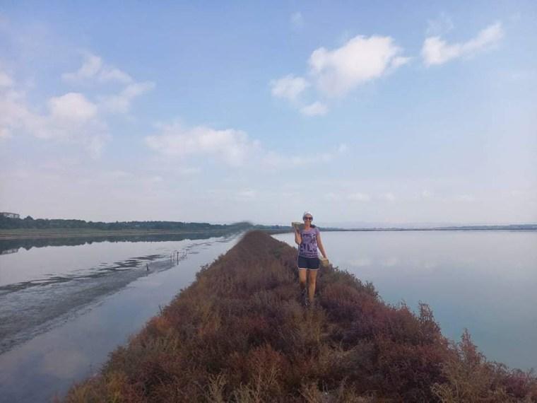 conservation camp atanasovsko lake 2021 7 1