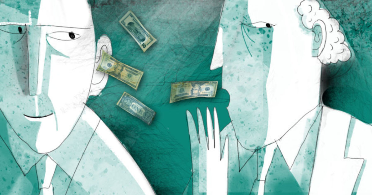 When Executives Donate to Politicians, How A lot Are They Retaining Their Corporations' Pursuits in Thoughts?
