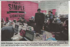 Rakyat Merdeka, Sapa Pegawai, 27-9-2018