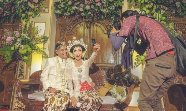 Foto dan Video bisnis wedding organizer