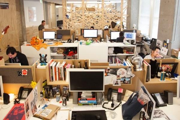 Mesin Kantor Portabel untuk Perusahaan Startup