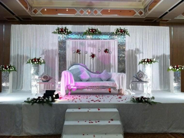 Set Pelaminan bisnis wedding organizer