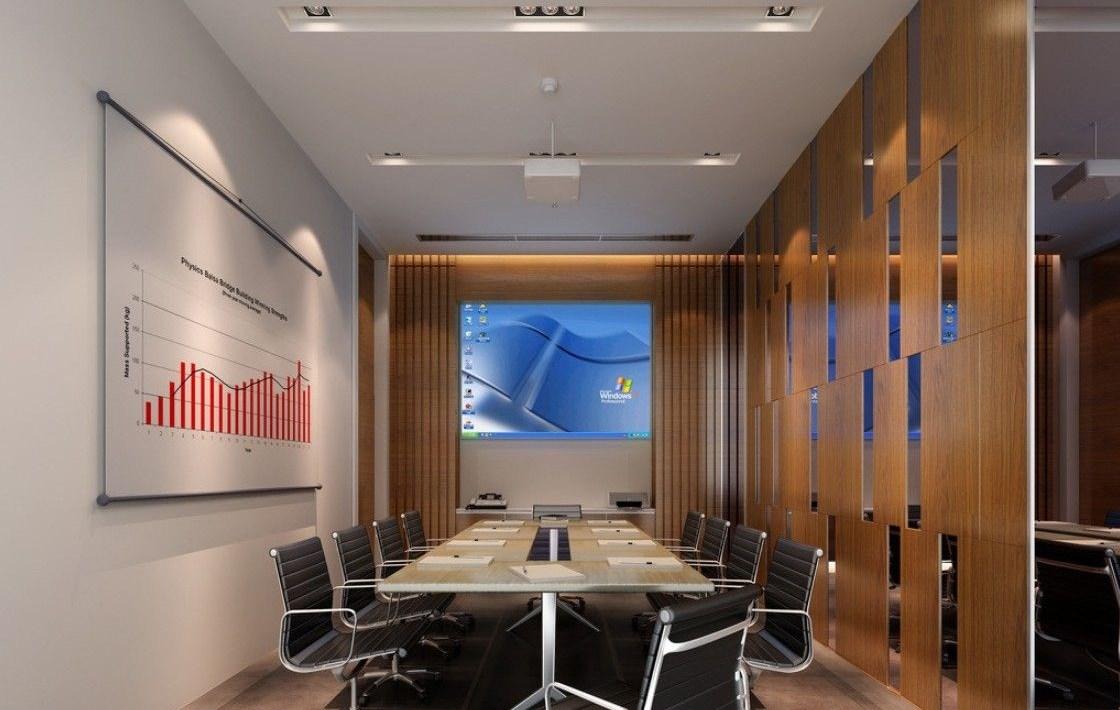 dekorasi ruang meeting