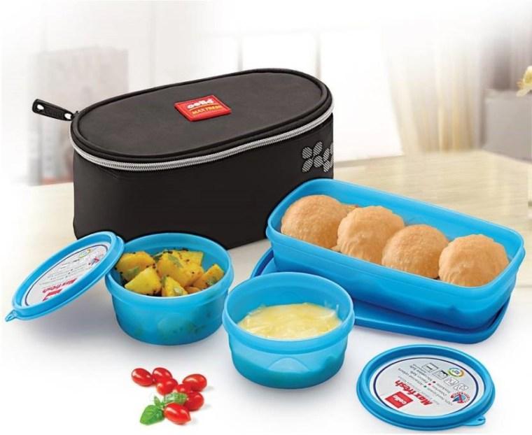 parcel Lunch Box Set