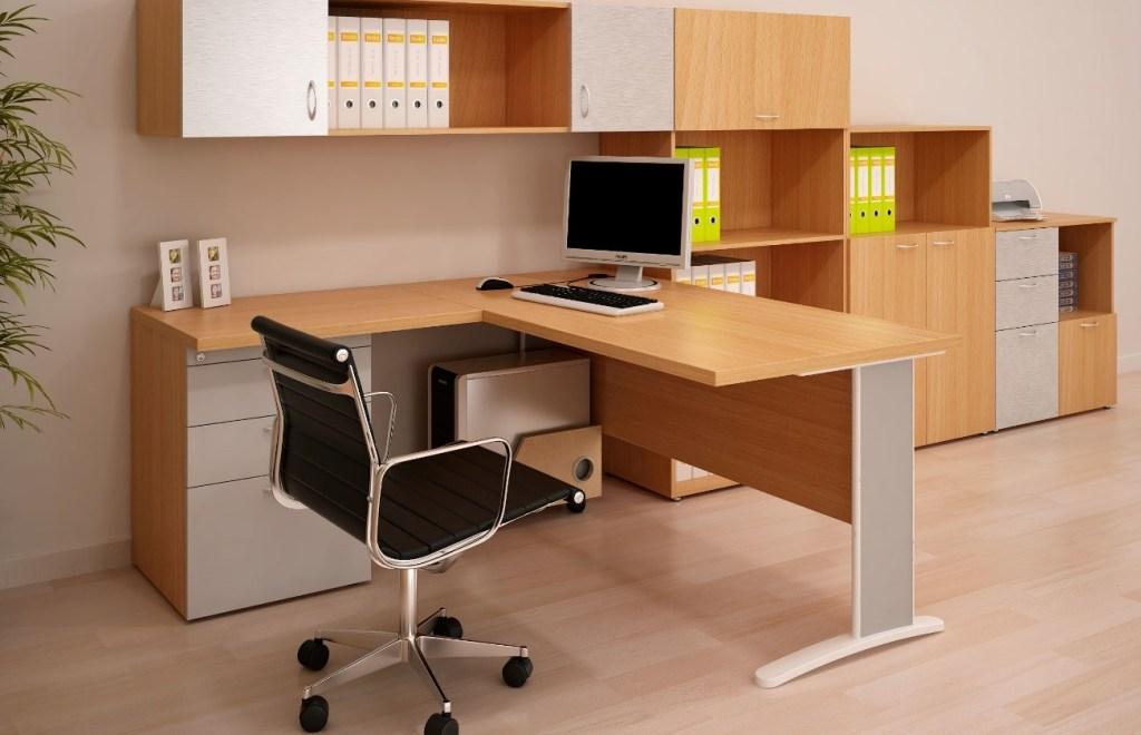 Sesuaikan Meja kantor dengan Pekerjaan Karyawan