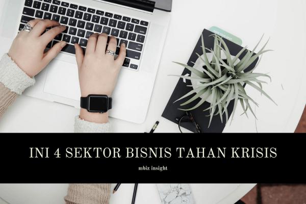 sektor bisnis tahan krisis