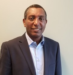 Nasir Kenea, CIO for the City of Markham