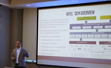 Presentation of Intel DCI