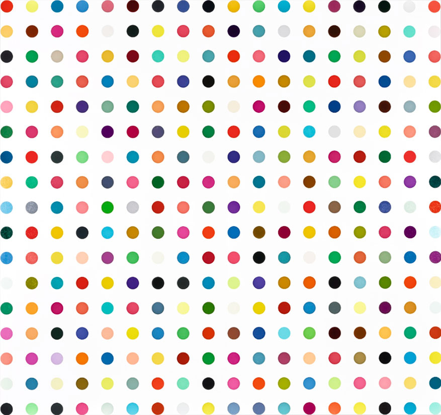 damien hirst, coaching, insight, solution